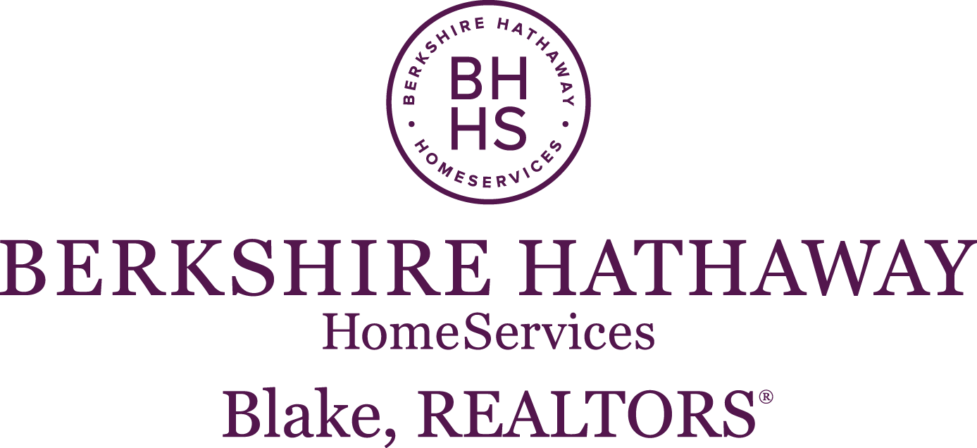 Berkshire Hathaway HomeServices Blake, REALTORS logo
