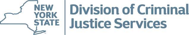 New York State Division of Criminal Justice Services logo