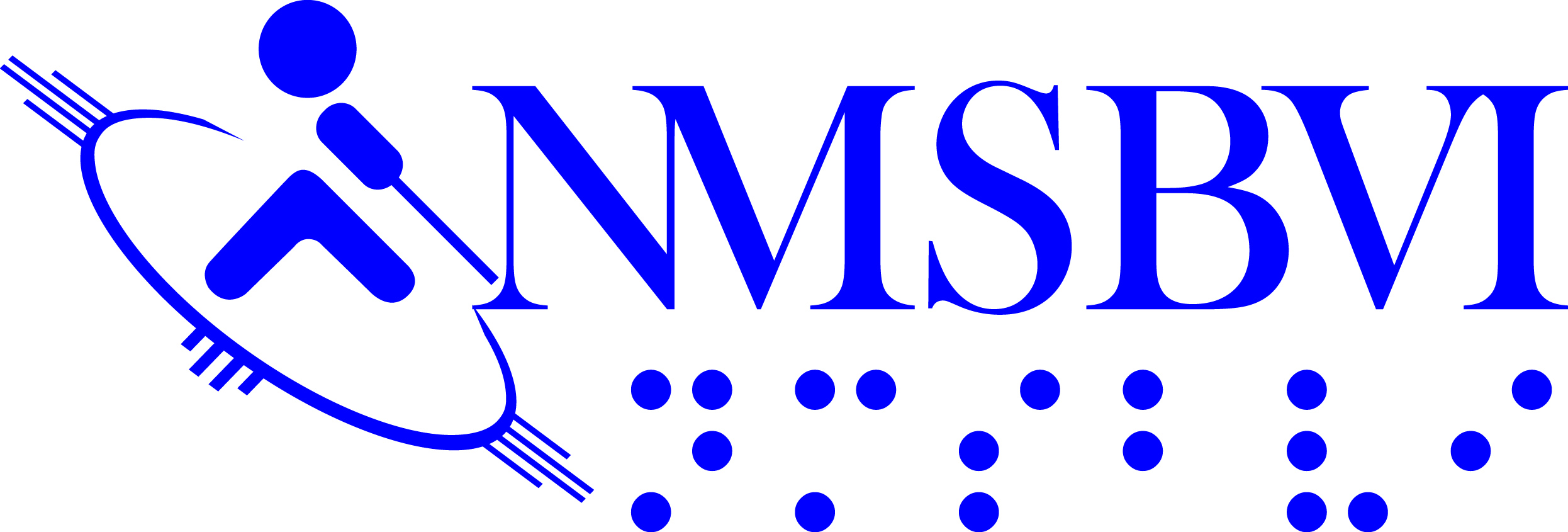 New Mexico School for the Blind and Visually Impaired logo