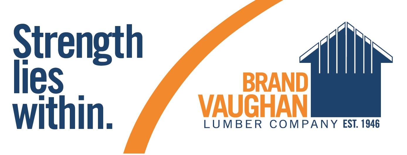 Brand Vaughan Lumber Company Company Logo