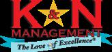 K & N Management logo
