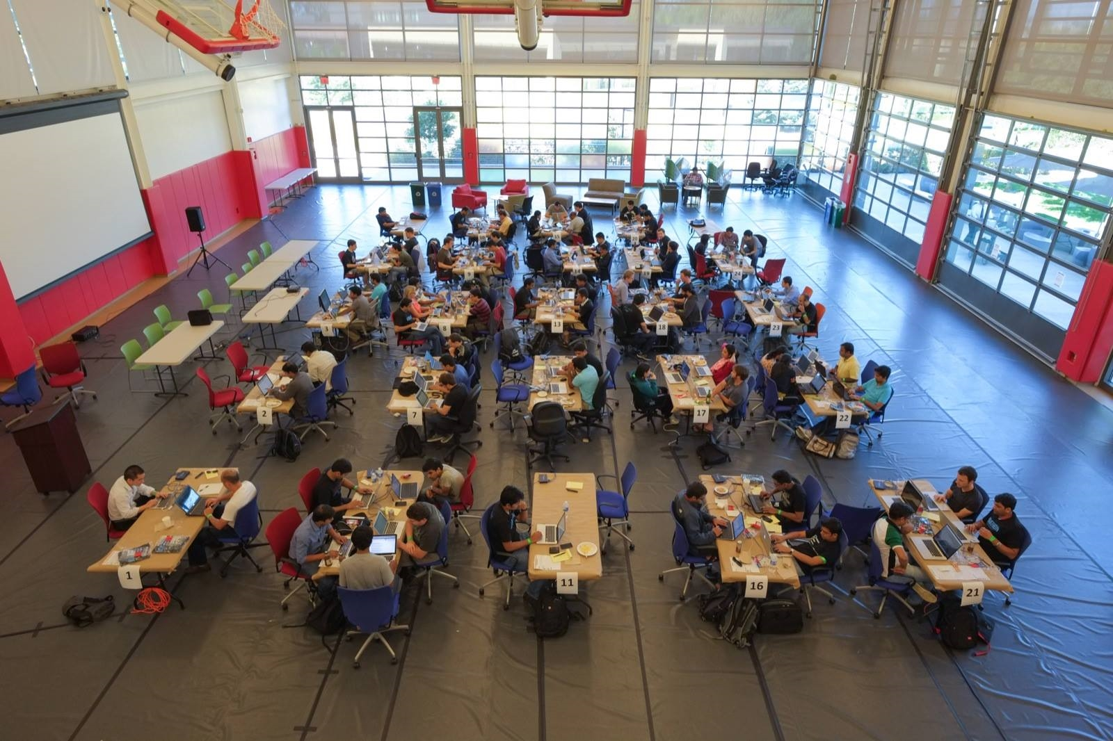 The passion to innovate and challenge the status quo is both a shared value at VMware and what fuels Borathon, our own hackathon that challenges employees to innovate and solve tough problems.