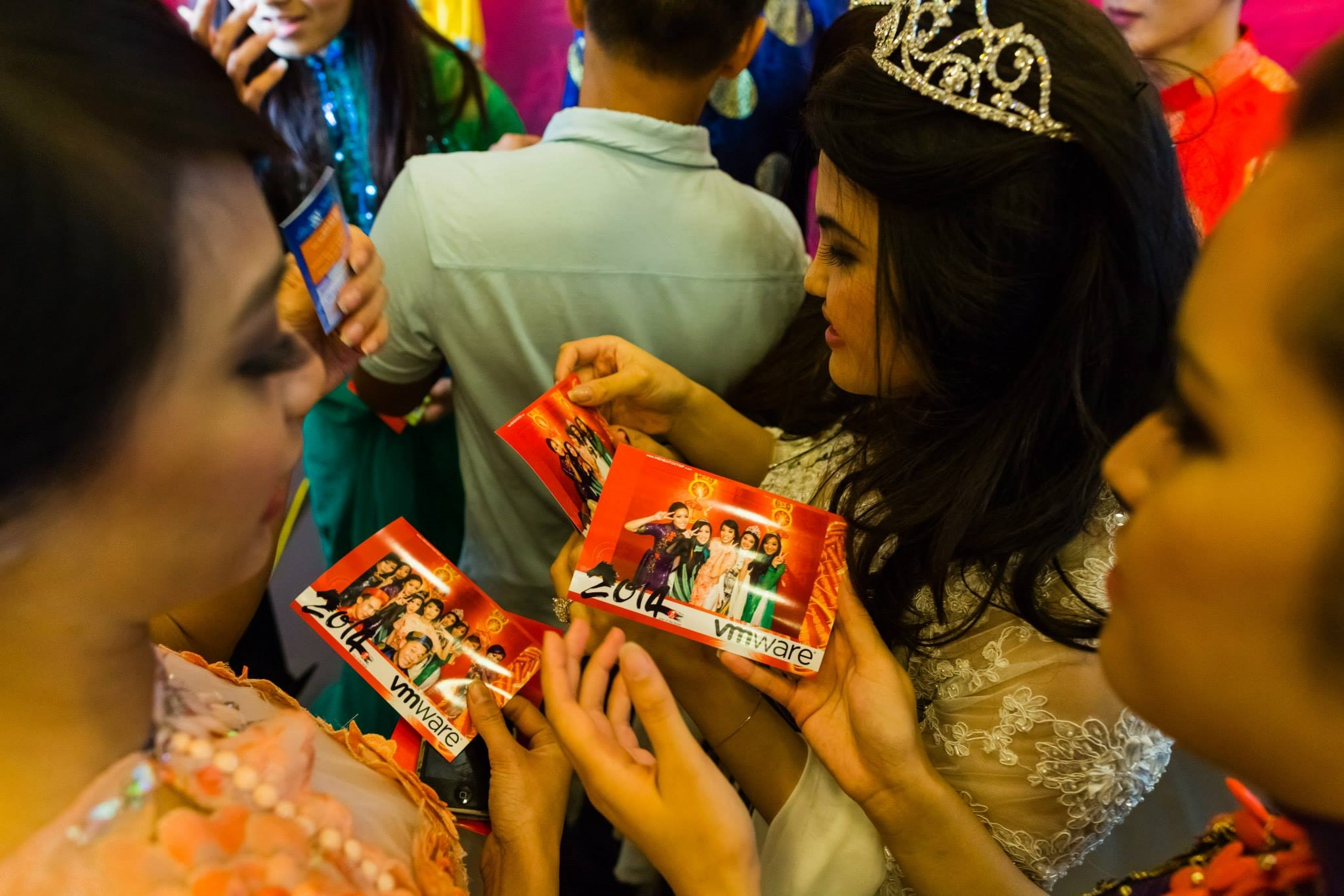 We rang in Lunar New Year 2014 with a dragon dance, calligraphy art stations, an employee fashion show, photo booths, special guest Miss California and delicious food.