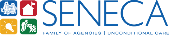 Seneca Family of Agencies logo