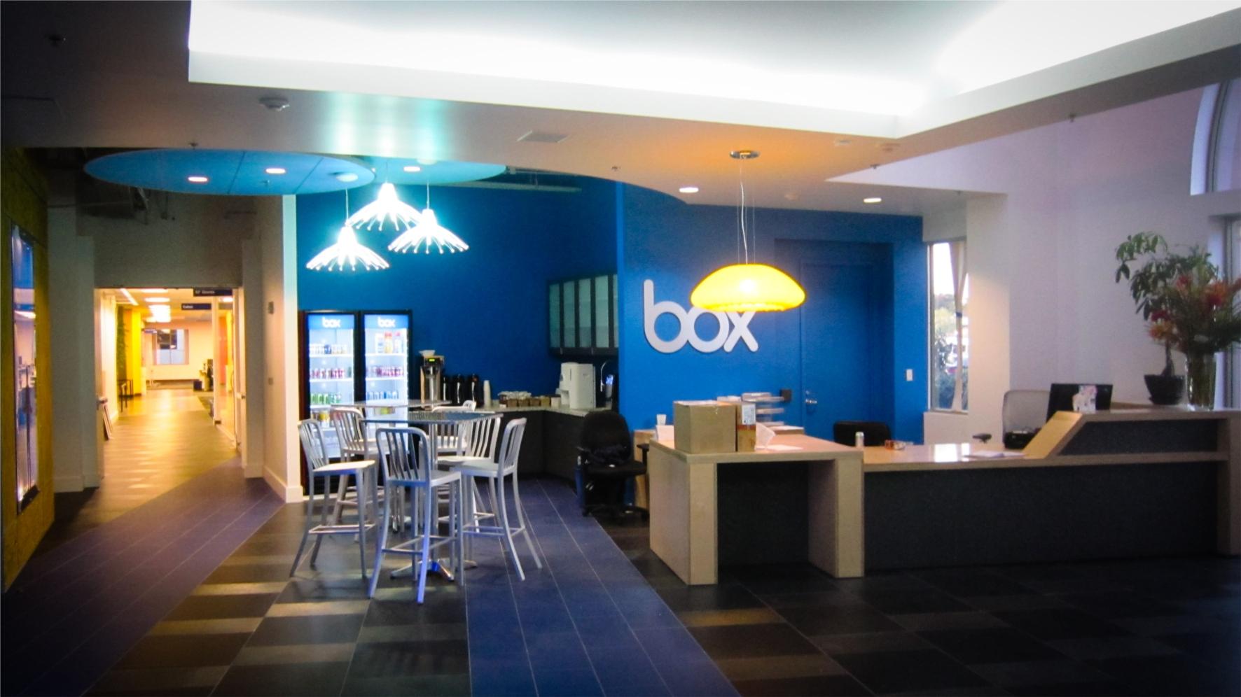 Box Headquarters, Los Altos, CA