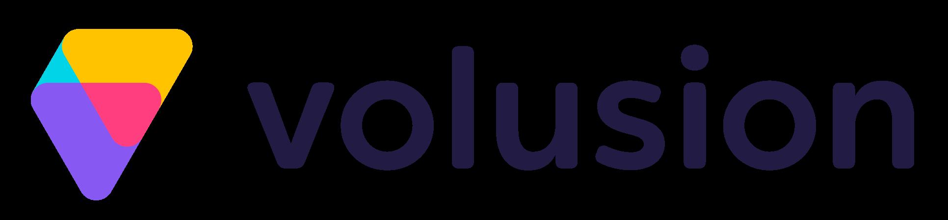 Volusion Company Logo