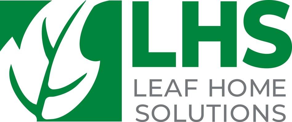 Leaf Home Solutions logo