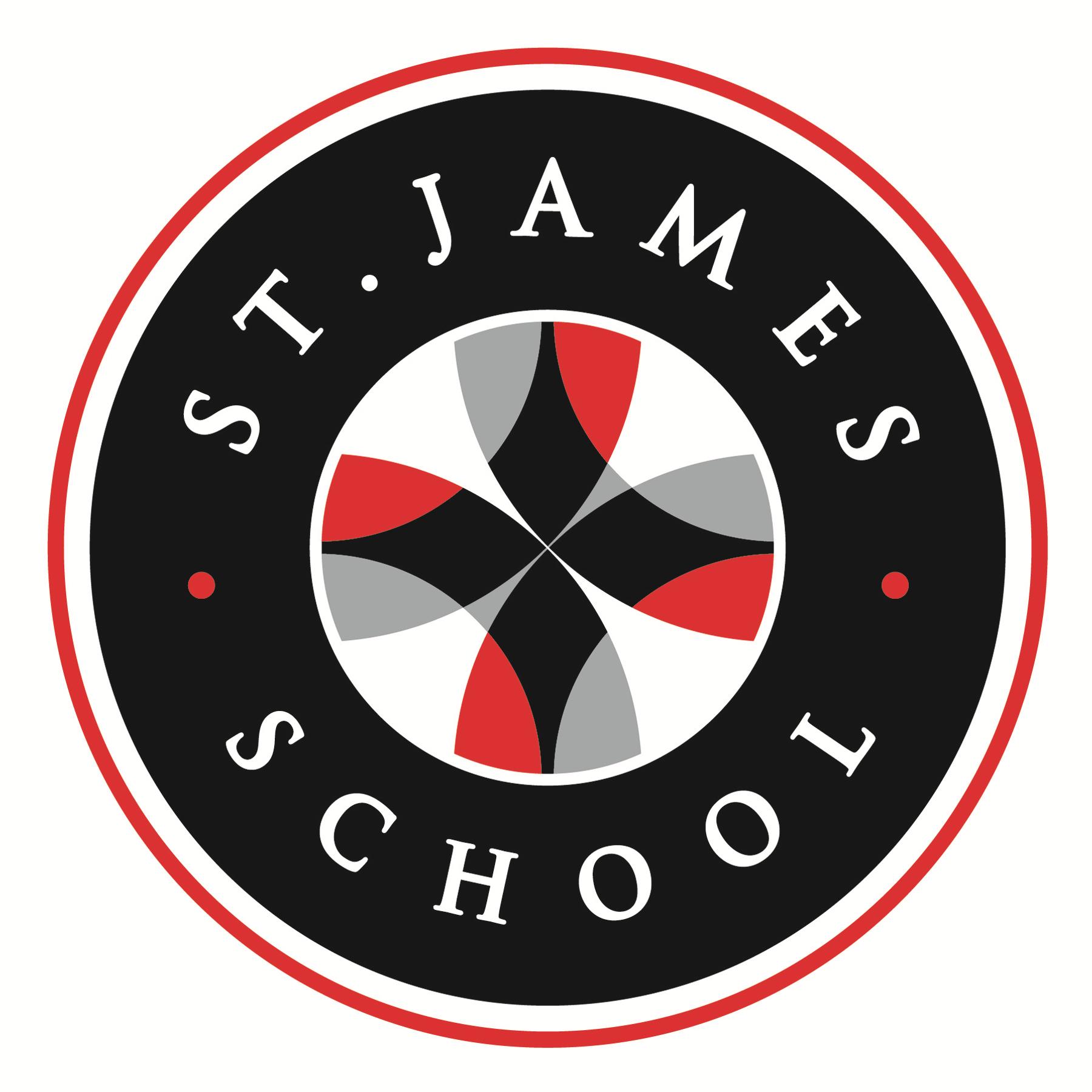 St. James School Company Logo