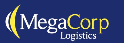 MegaCorp Logistics logo