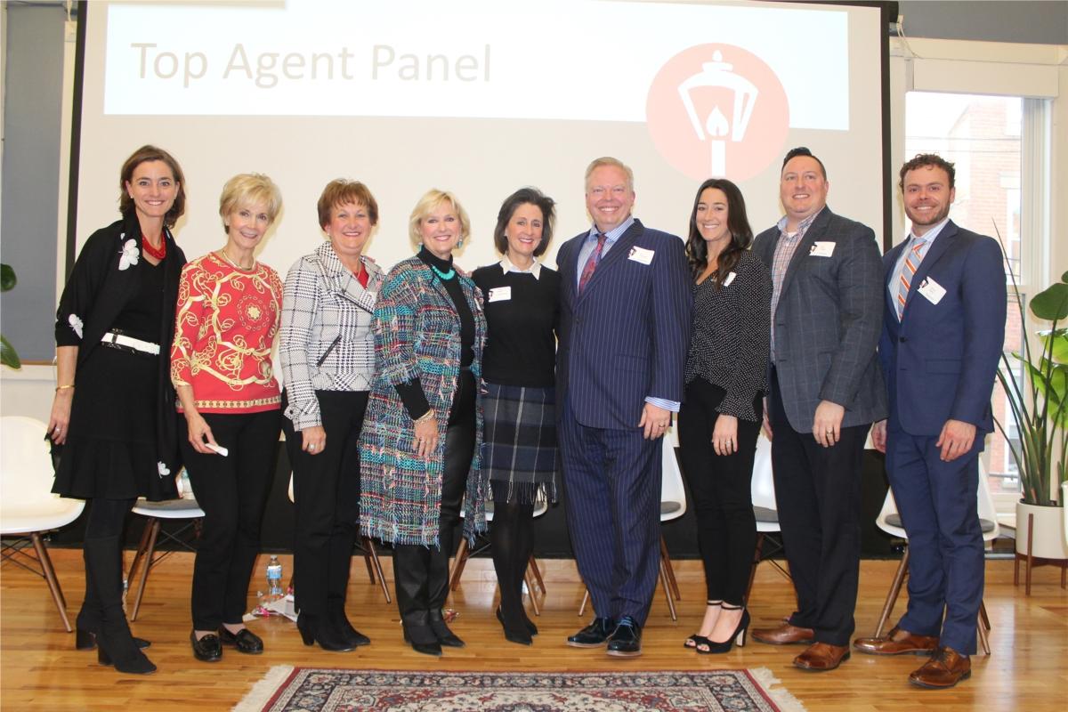 Top Agent Panel – Union Hall in OTR