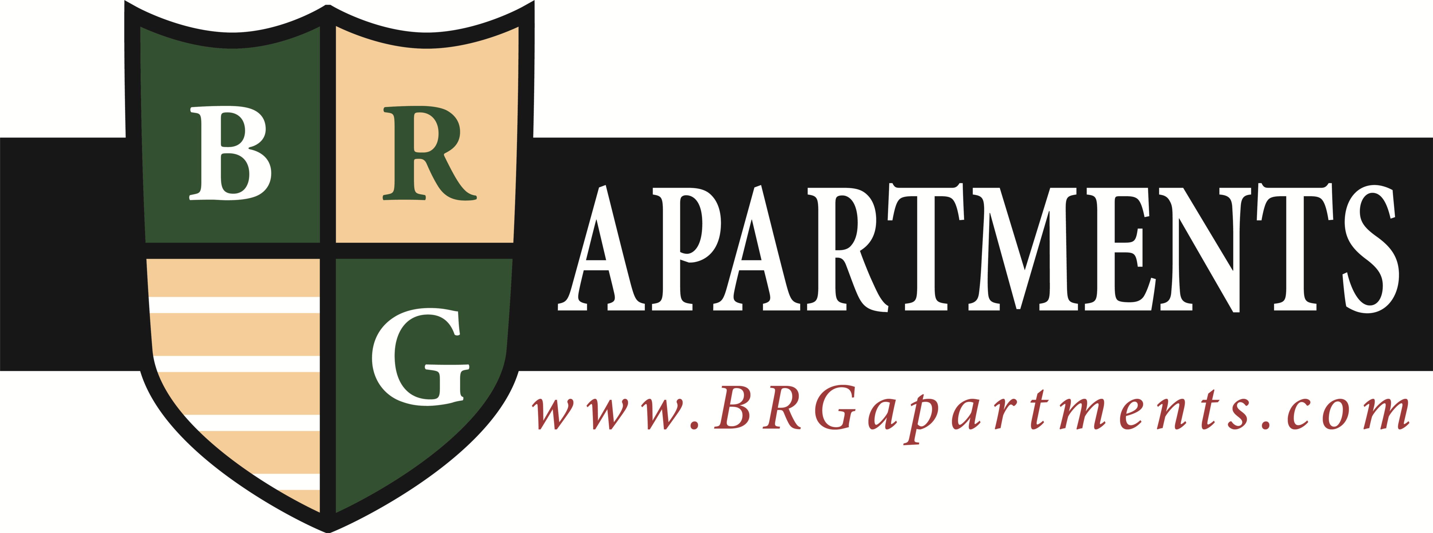 BRG Apartments logo