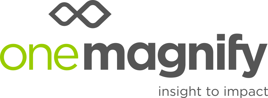OneMagnify logo