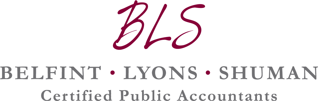 Belfint, Lyons & Shuman, P. A. logo