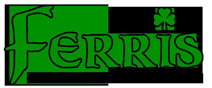 Ferris Home Improvements Company Logo