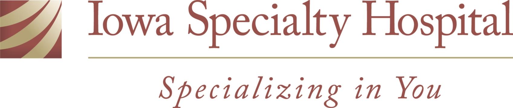 Iowa Specialty Hospital logo