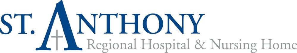St Anthony Regional Hospital & Nursing Home logo