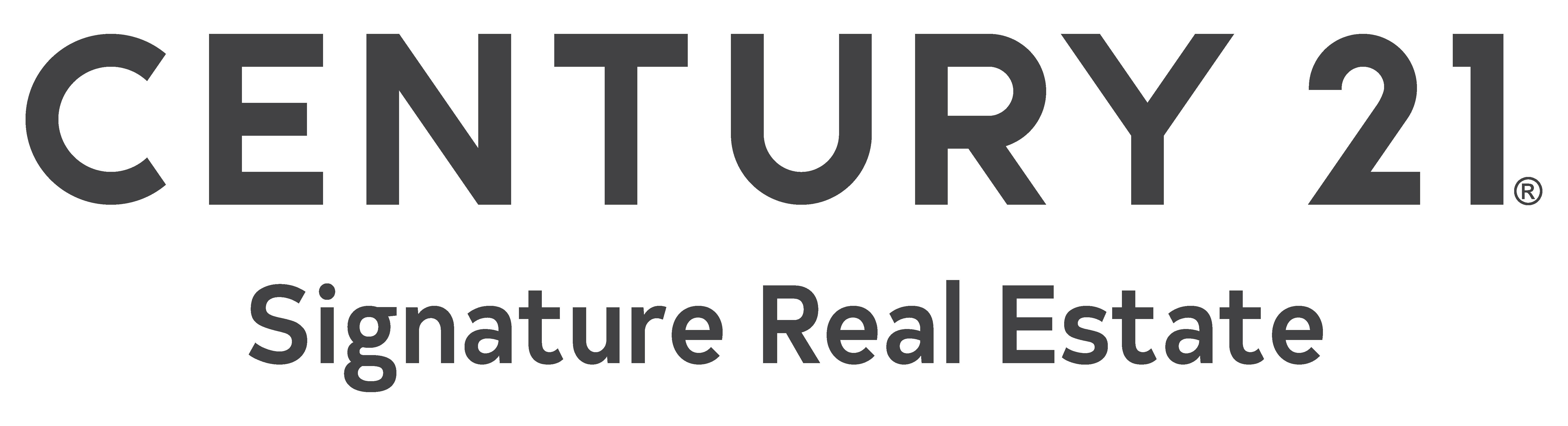 CENTURY 21 Signature Real Estate logo