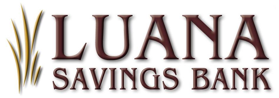 Luana Savings Bank Company Logo