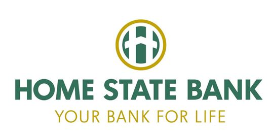 Home State Bank logo