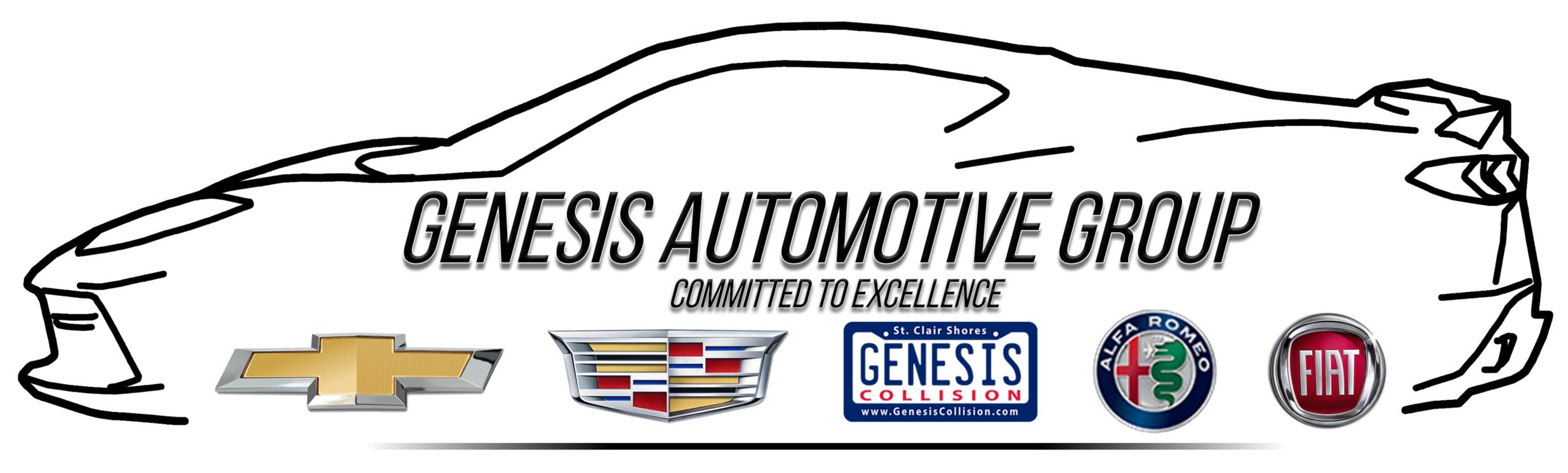 Genesis Automotive Group logo