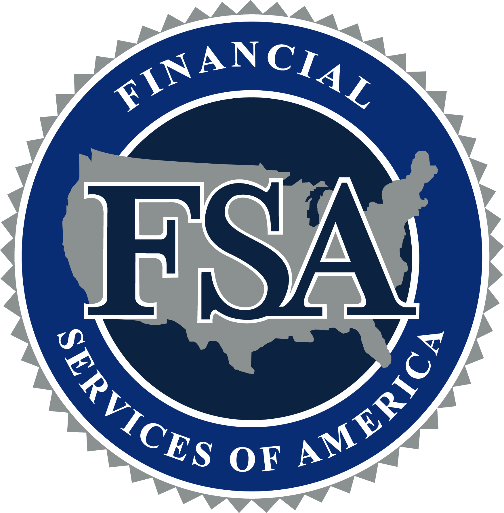 Financial Services of America logo