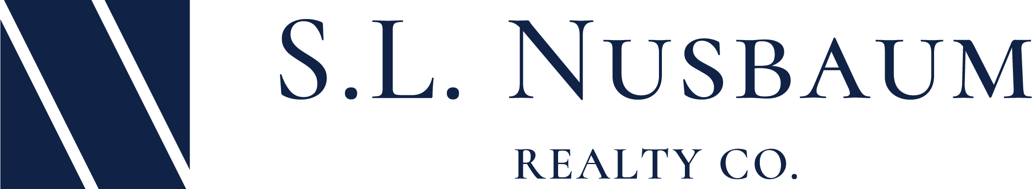 S.L Nusbaum Realty Co. logo
