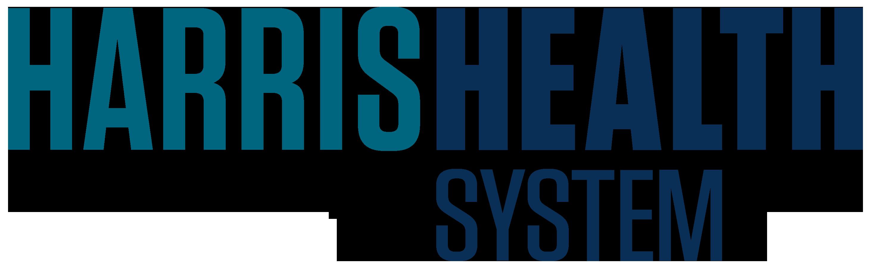 Harris Health System logo