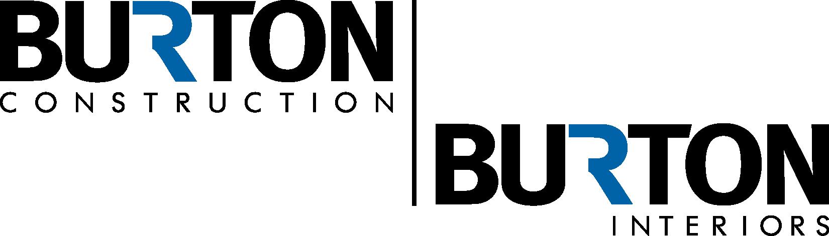 Burton Construction Company Logo