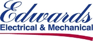 Edwards Electrical and Mechanical Company Logo