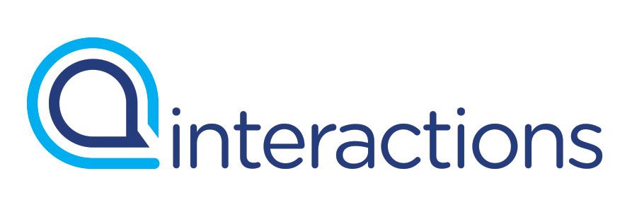 Interactions Company Logo