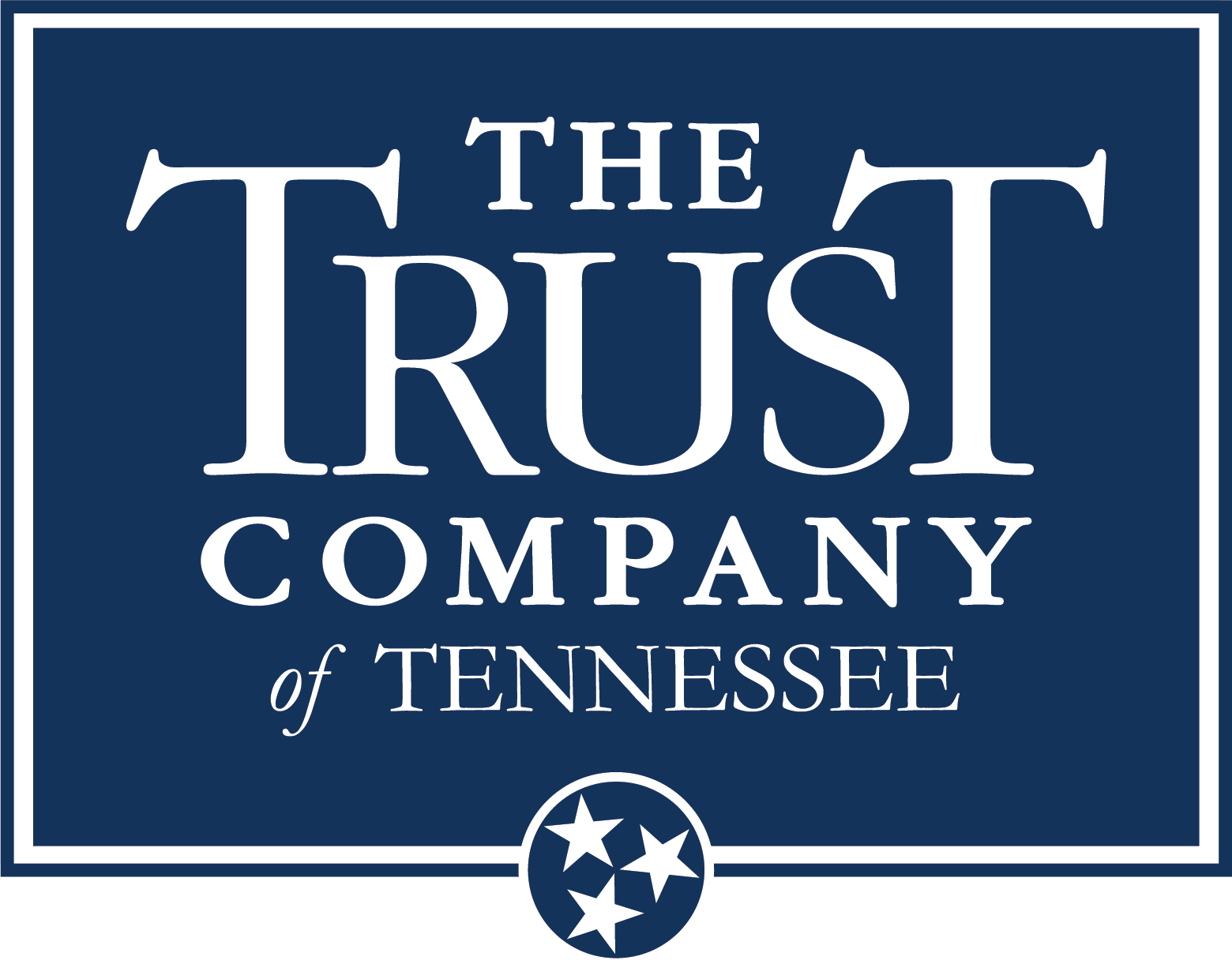 The Trust Company of Tennessee logo