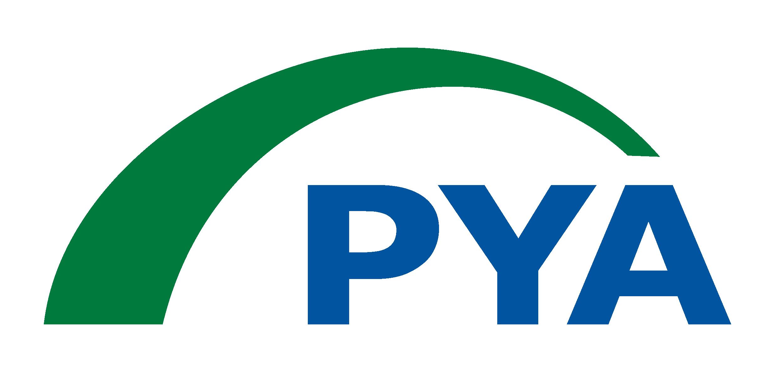 PYA, P.C. logo