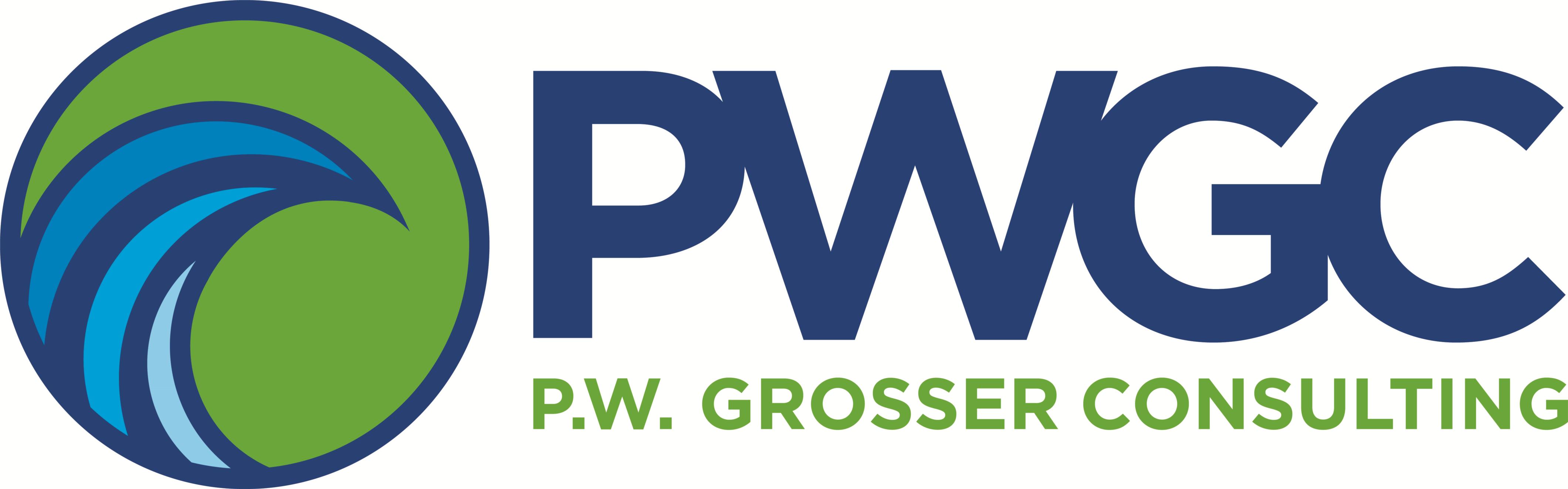 P.W. Grosser Consulting Company Logo