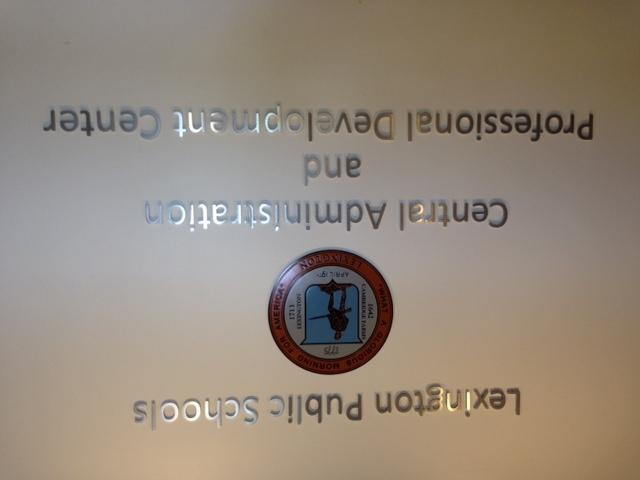 Lexington Public Schools logo