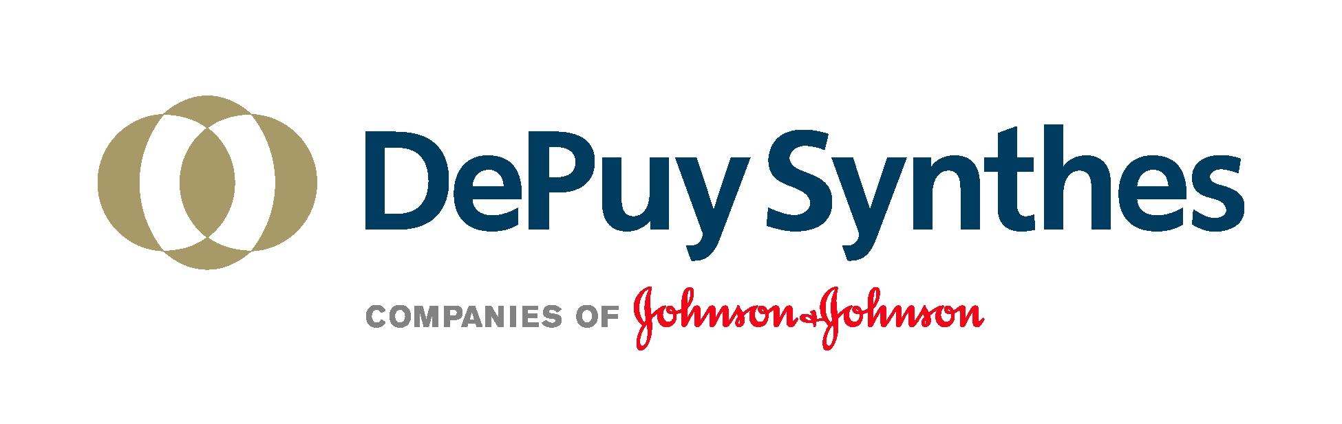 DePuy Synthes Companies of Johnson & Johnson logo
