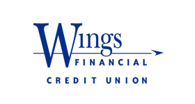 Wings Financial Credit Union logo