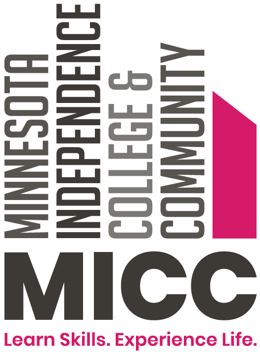 Minnesota Independence College and Community logo