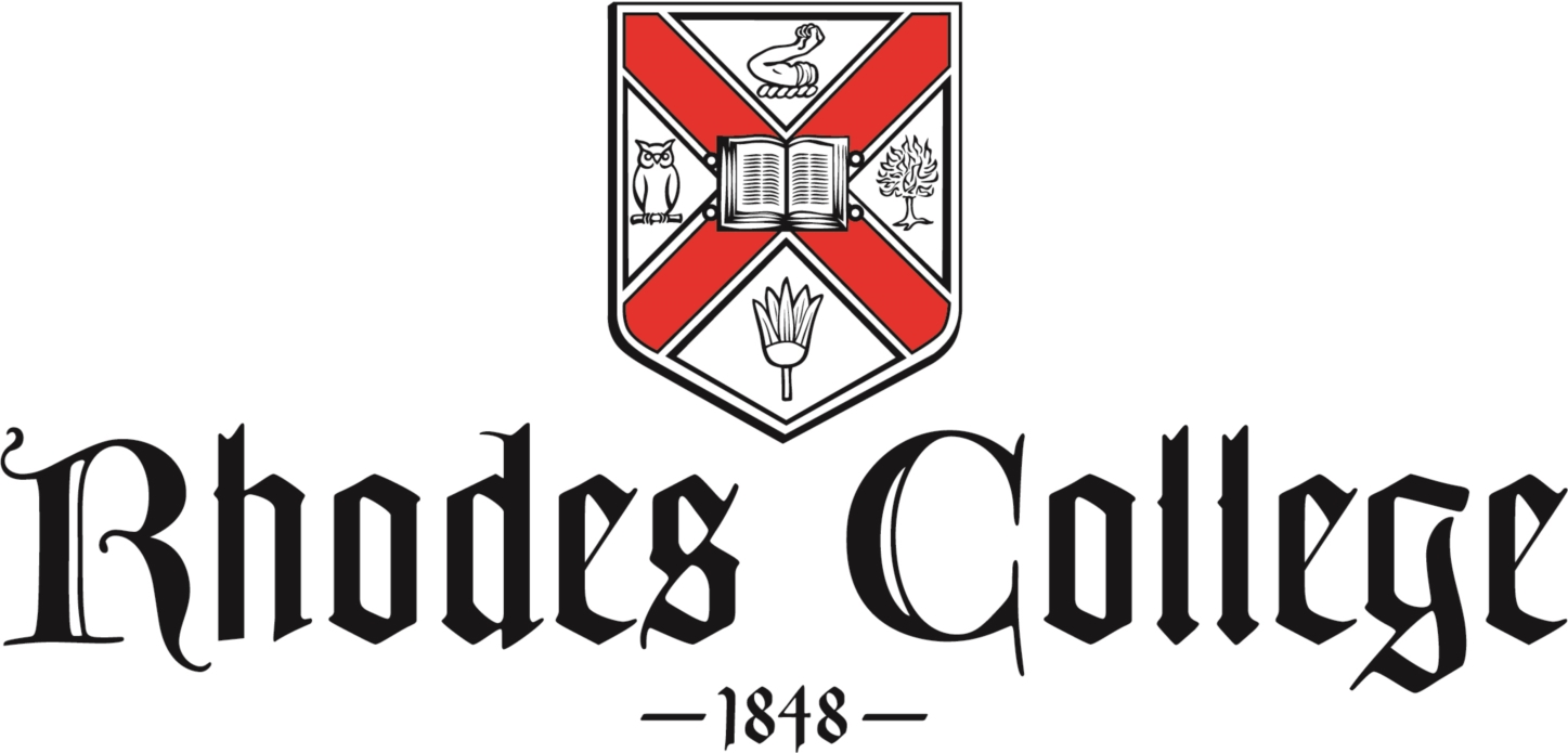 Rhodes College logo