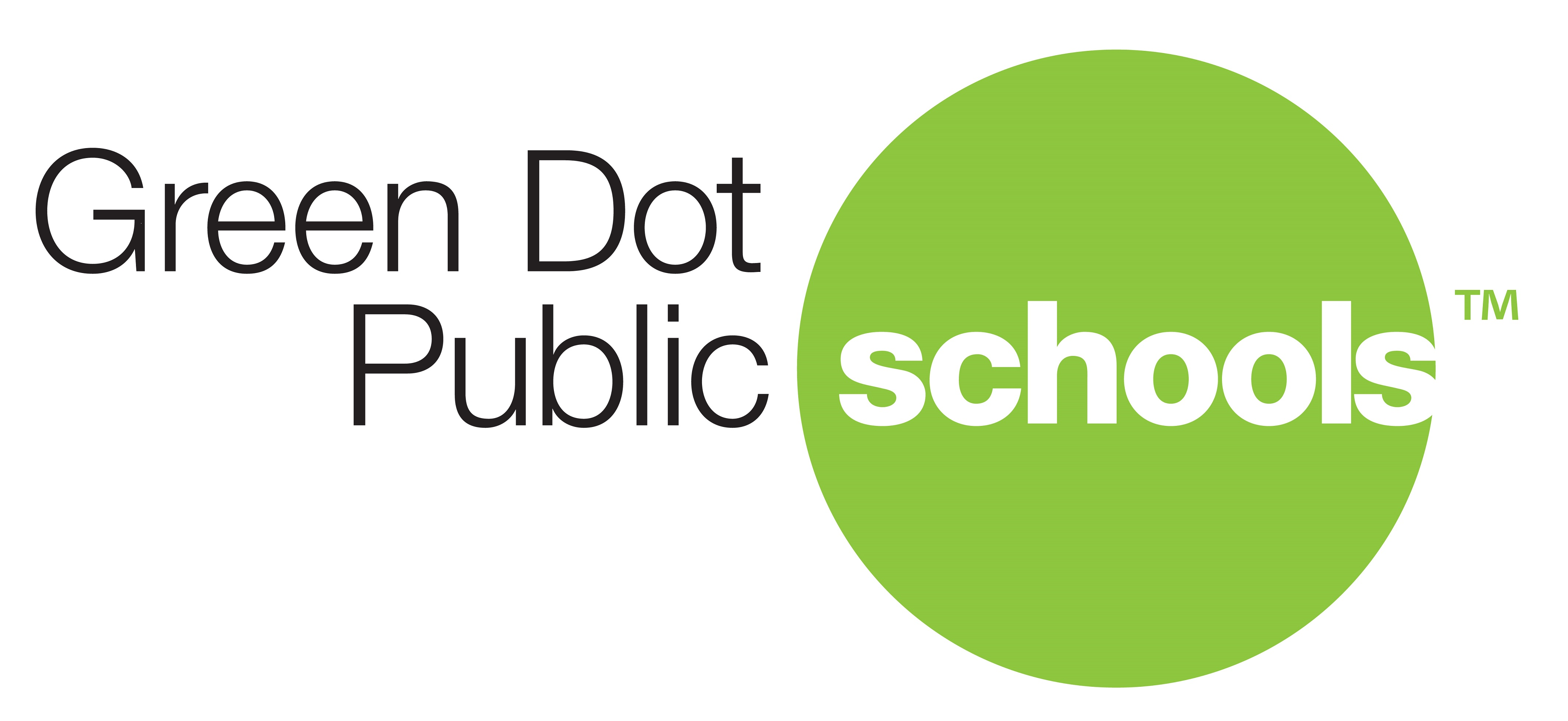 Green Dot Public Schools Tennessee logo