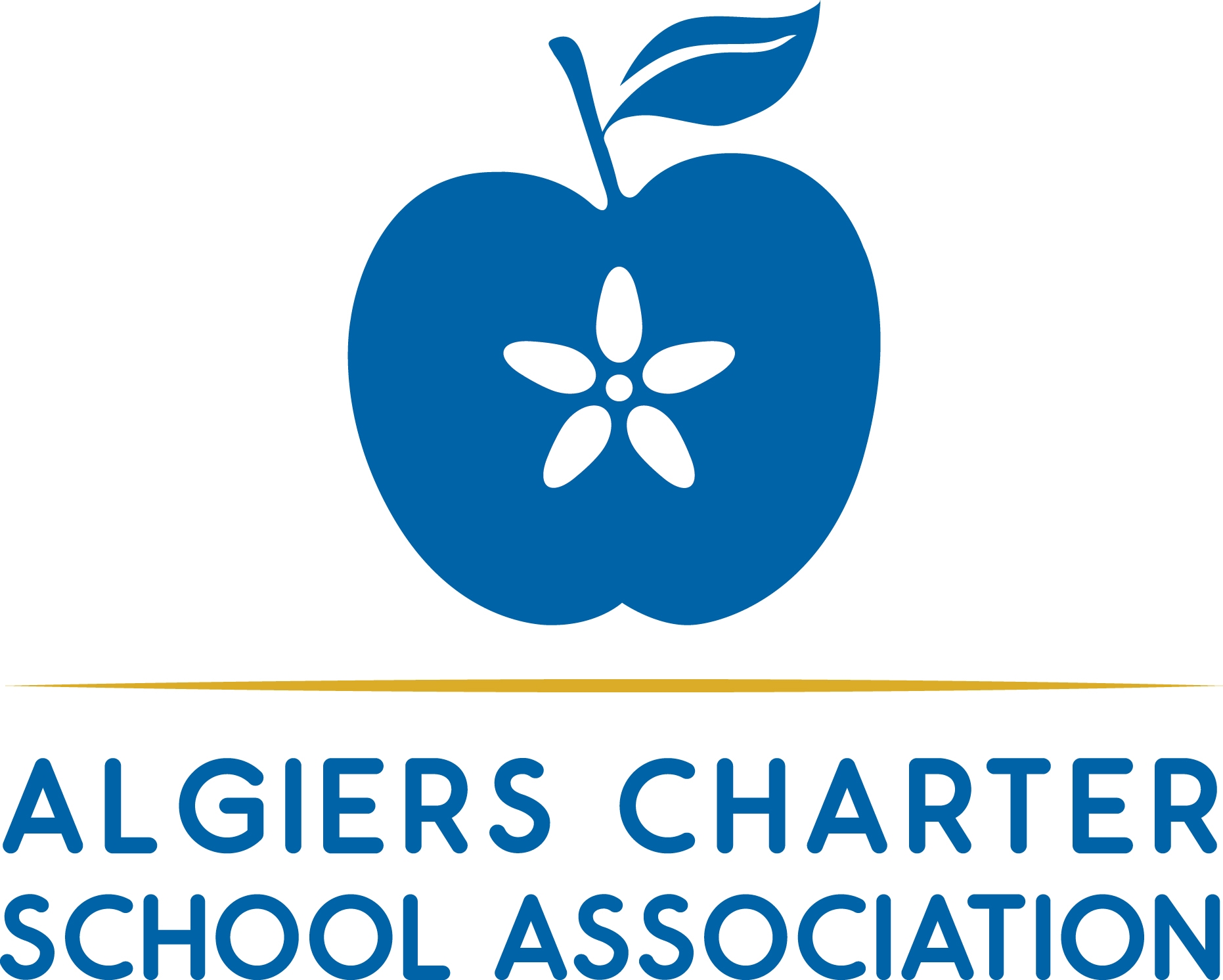 Algiers Charter School Association logo