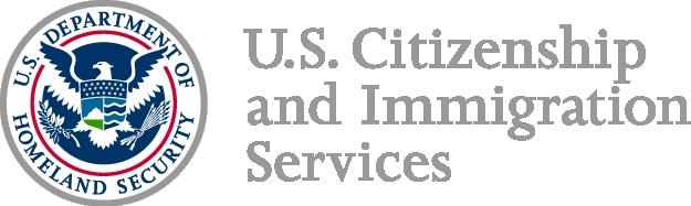 DHS USCIS California Service Center logo