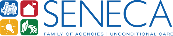 Seneca Family of Agencies logo