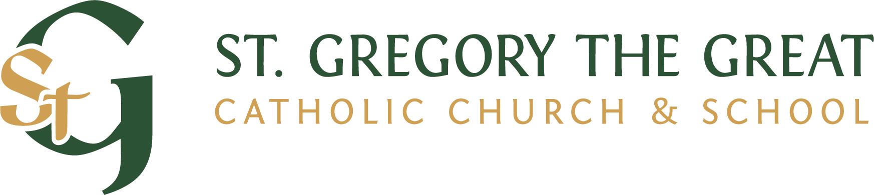 St. Gregory the Great Catholic School logo