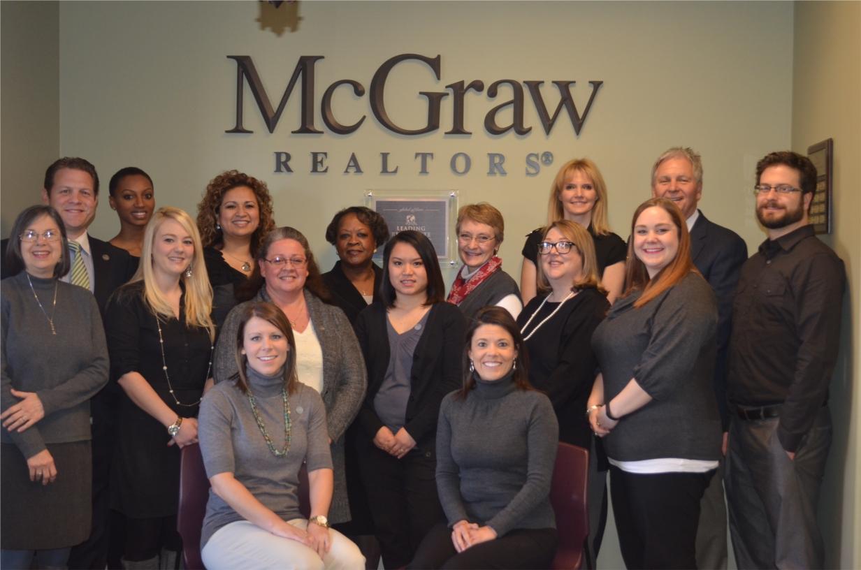 McGraw Realtors Corporate Staff