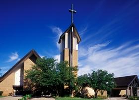 Christ the King Catholic Church, 8005 Dorset Drive, OKC 73120