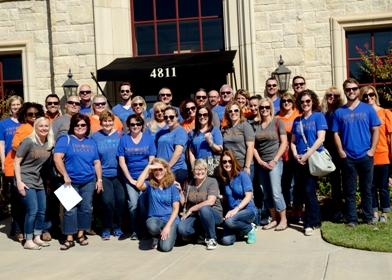 NFP Oklahoma Employee Appreciation Day 2014