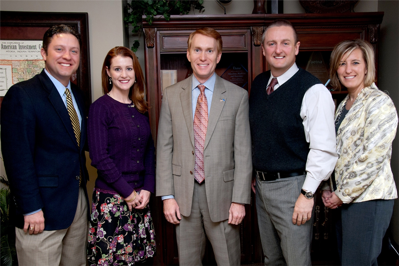 A Visit from Congressman James Lankford