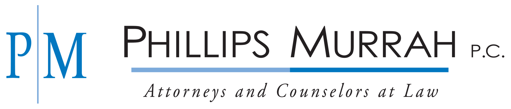 PHILLIPS MURRAH P.C. Company Logo