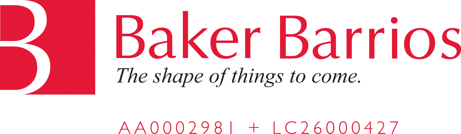 Baker Barrios Architects logo