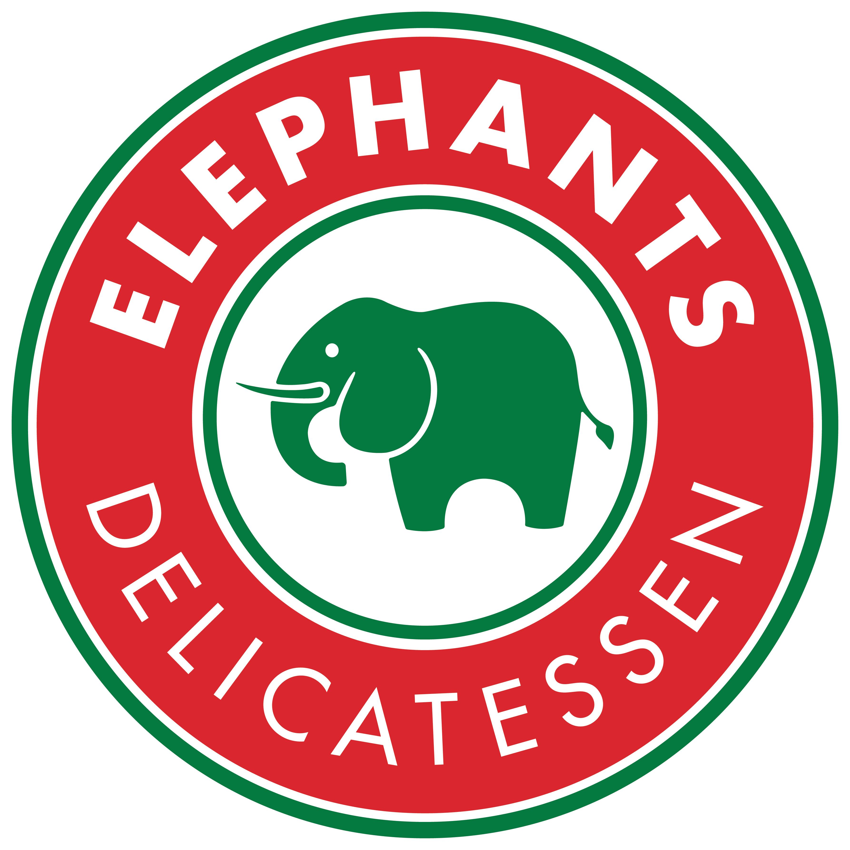 Elephants Delicatessen Company Logo
